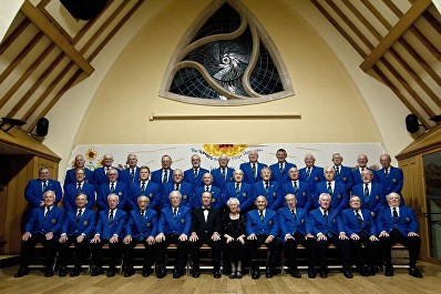 Shrewsbury Police Male Voice Choir